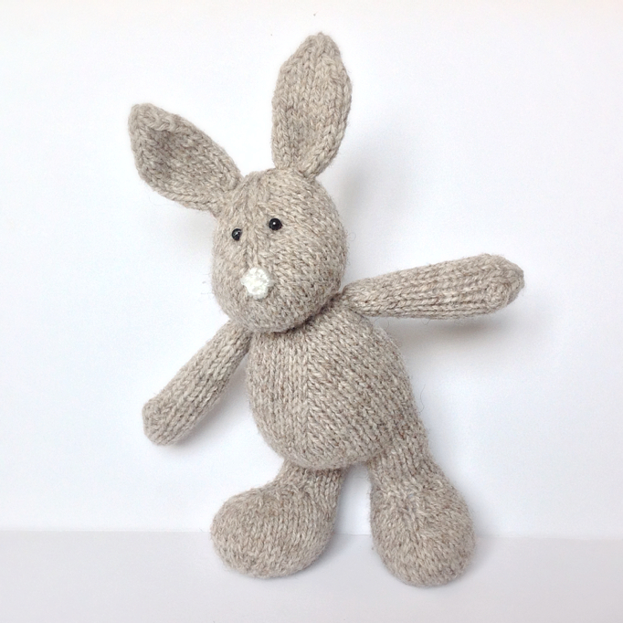 Pip The Bunny Toy Knitting Pattern On Luulla