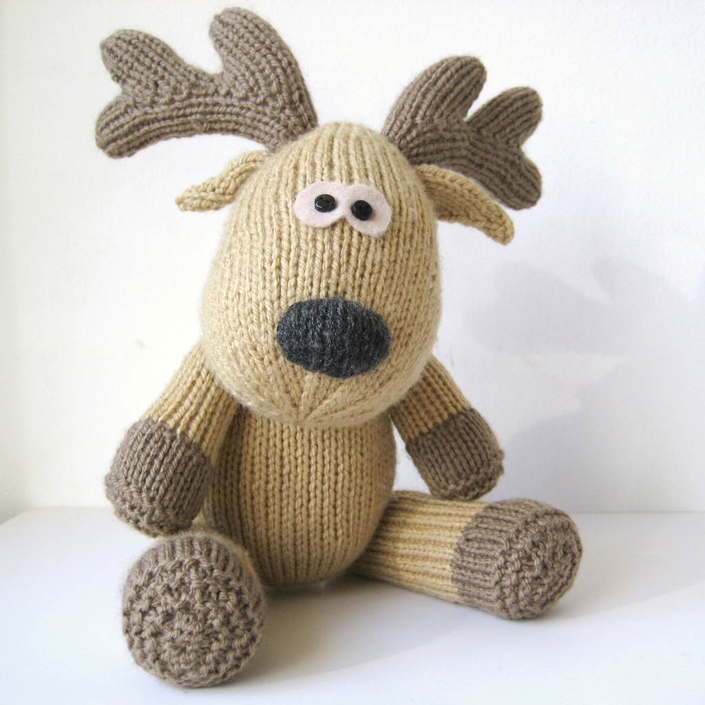 Free Knitting Pattern Cat Rabbit Dog